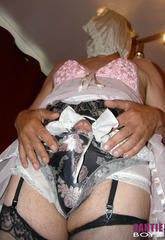 This naughty sissy just loves sniffing a pair of panties whilst playing with his penish  this naughty sissy just loves sniffing a pair of panties whilst playing with his penish. This naughty sissy just loves sniffing a pair of panties whilst playing with his cock