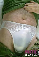 These pantie boyz can barely cover their harrd cocks  these pantie boyz can barely cover their harrd cocks These pantie boyz can barely cover their harrd cocks .