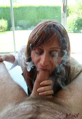 Lucimay smokes cigarettes and a great dick at the same time  lucimay smokes cigarettes and a great dick at the same time. Lucimay smokes cigarettes and a voluminous cock at the same time
