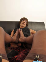 One lucky nylon foot job lover gets their feet around sultry tgirl juliet s big hard cock  one lucky nylon foot job lover gets their feet around sultry tgirl juliet s big hard cock. One lucky nylon foot job lover gets their feet around sultry TGirl Juliet's big hard cock