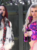 Cum and watch two smoking hot babes teasing you and talking dirty whilst smoking outdoors  cum and watch two smoking hot babes teasing you and talking dirty whilst smoking outdoors. Cum and watch two smoking hot babes teasing you and talking dirty whilst smoking outdoors