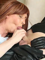 Hot tranny maid luci may laps up her masked masters cock ready for a sticky surprise  hot tranny maid luci may laps up her masked masters cock ready for a sticky surprise. Hot tranny maid Luci May laps up her masked masters cock ready for a sticky surprise